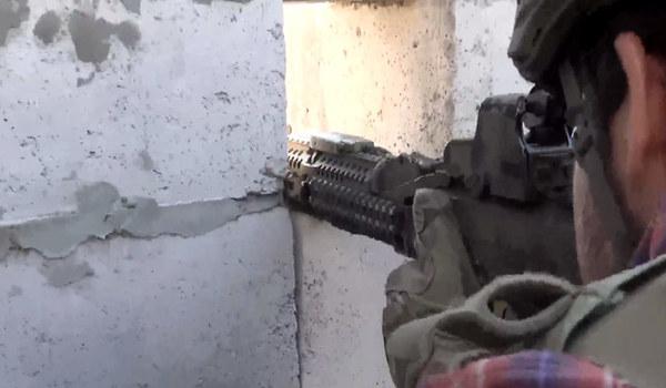 Xem đặc nhiệm Nga tiêu diệt phiến quân IS như trong phim