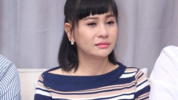 Cát Phượng khóc, nói Kiều Minh Tuấn yêu An Nguy là say nắng