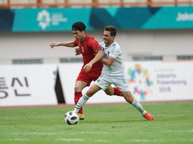 Công Phượng: Đá chính AFF Cup được không, thầy Park?