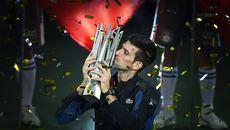 Djokovic vô địch Thượng Hải Masters, đe dọa ngôi số 1 của Nadal