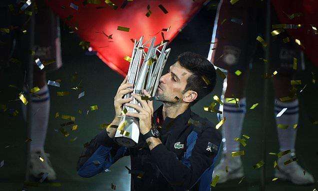 Thượng Hải Masters 2018,Djokovic