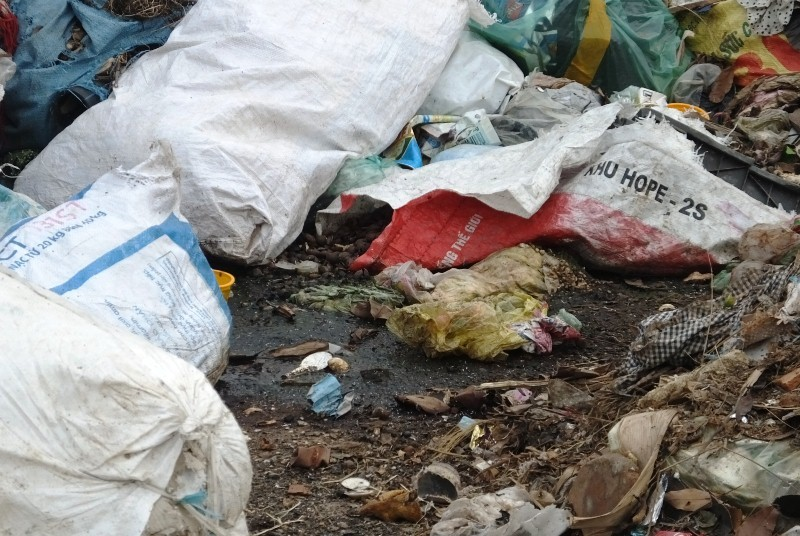 Thanh Hóa,rác thải,Ô nhiễm môi trường