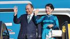 Thủ tướng đến Áo, bắt đầu chuyến thăm, làm việc tại châu Âu