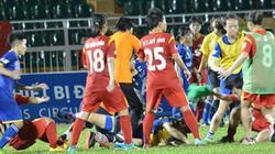 Cầu thủ nữ Việt Nam ẩu đả như phim: TPHCM I nhận mưa án phạt
