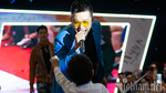 Tuấn Hưng dắt con trai hát 'sung' sau cú sốc nhập viện vì bị dừng show