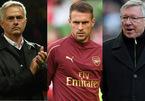 MU chiêu mộ Ramsey: Khi Mourinho tiếp bước Alex Ferguson
