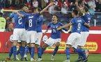 Italia đánh bại Ba Lan nhờ bàn thắng phút 92