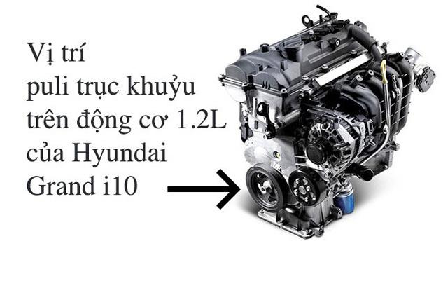 Hơn 11.500 chiếc Hyundai Grand i10 tại Việt Nam dính lỗi