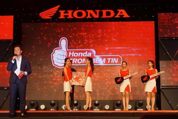 Chính thức khởi động chuỗi chương trình 'Honda - Trọn niềm tin 2018'