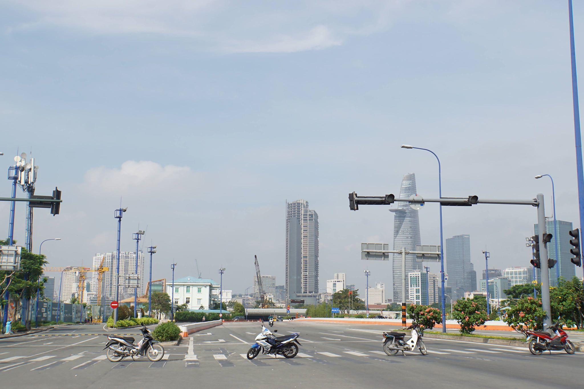 hầm thủ thiêm,Sài Gòn,ùn tắc giao thông
