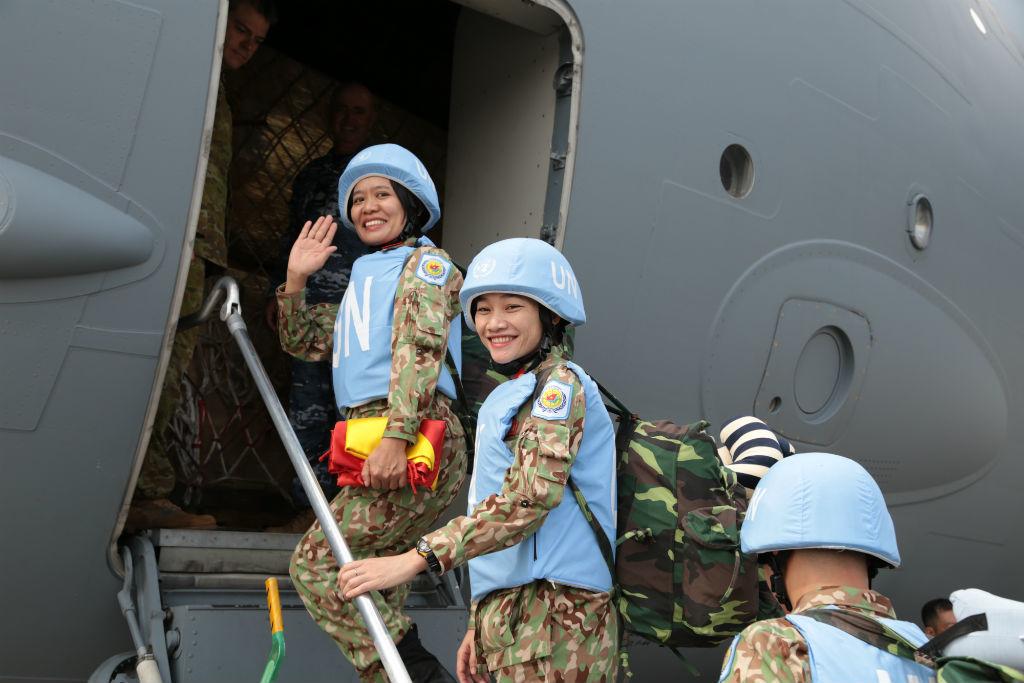 Bác sĩ 'mũ nồi xanh' Việt Nam tiếp tục sang Nam Sudan làm nhiệm vụ
