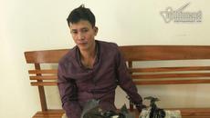 CSGT Nghệ An tạo sự cố tắc đường, bắt ôtô chở 30 bánh heroin