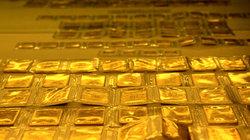 Giá vàng hôm nay 16/10: Tăng vọt sau chuỗi ngày bán tháo