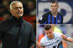 """Mourinho đòi MU nổ 4 """"bom tấn"""", Lukaku mở đường sang Juventus"""