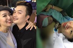 Diễn viên Lê Khánh sinh con trai đầu lòng ở tuổi 36