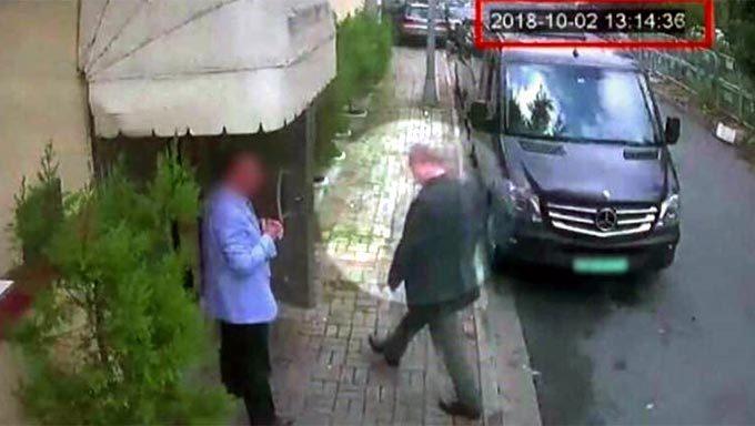 Mỹ,Ảrập Xêút,nhà báo mất tích,Jamal Khashoggi