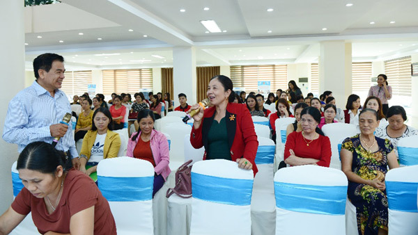 'Chắp cánh đam mê' cho 1 triệu phụ nữ Việt khởi nghiệp