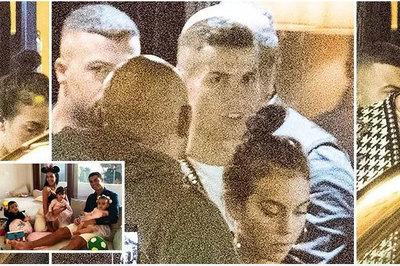 Ronaldo cùng bồ bát ngát ở Paris giữa cáo buộc hiếp dâm