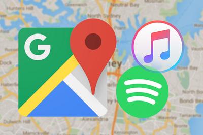 Cách nghe nhạc ngay trên ứng dụng Google Maps