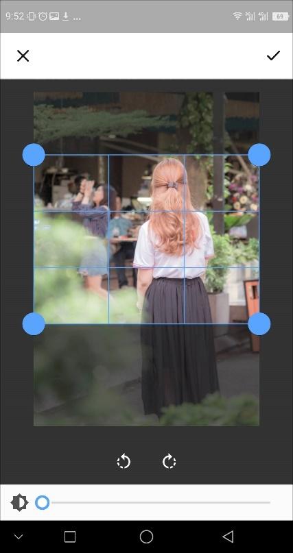 Đặt ảnh cá nhân làm nền cho bàn phím Android và iOS