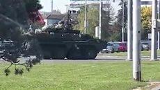 Mỹ lộ cảnh điều quân bí mật qua CH Séc, Slovakia