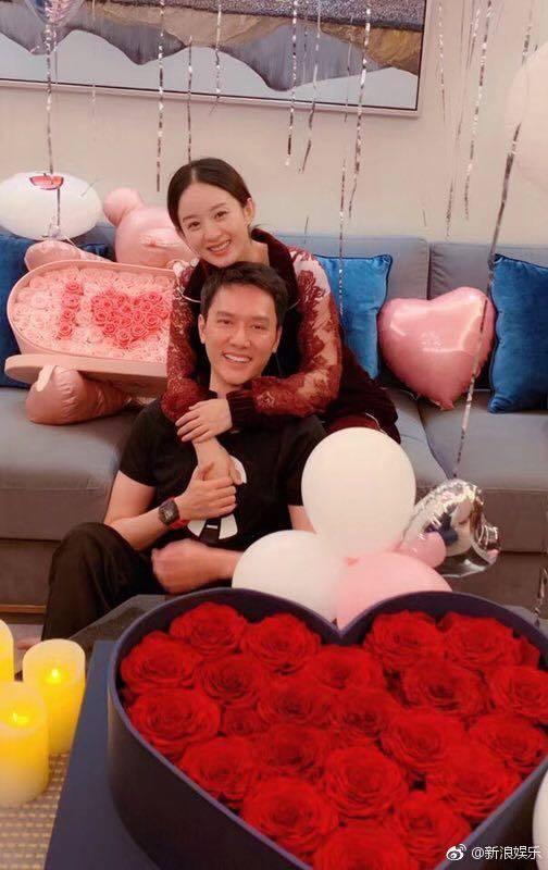 Triệu Lệ Dĩnh hạnh phúc xác nhận kết hôn với Phùng Thiệu Phong