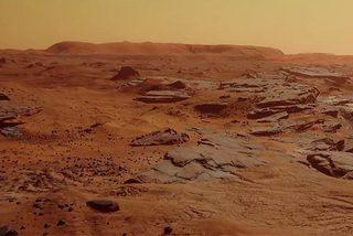"""Khám phá """"sao Hỏa"""" giữa lòng Trung Quốc"""