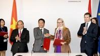 Việt Nam - Áo ký hợp tác về Thương mại điện tử và công nghiệp 4.0