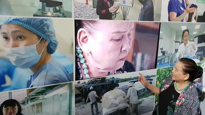 'Cháy mãi những đam mê' triển lãm tôn vinh các nhà khoa học nữ