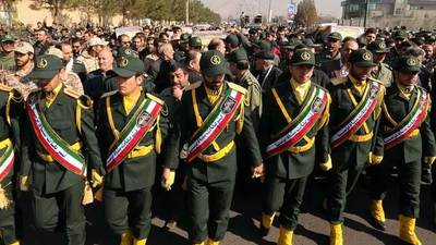 Khủng bố bắt cóc 14 lính biên phòng Iran