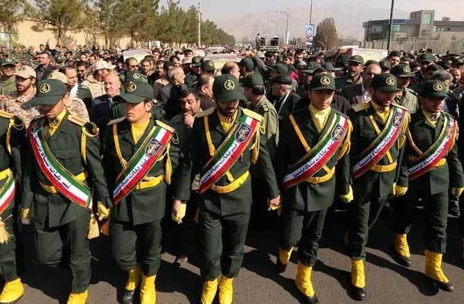khủng bố,Iran,lính biên phòng