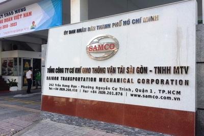 Sai phạm tại Samco: Tại sao nhiều sở chưa đưa ý kiến?