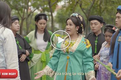 """Chị Cano trở lại với màn đòi tiền xe Huỳnh Lập: """"Tiền xe của em 300"""""""