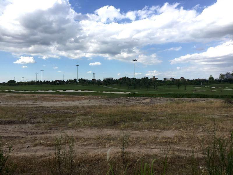 sân golf,Him Lam,Dương Công Minh,quy hoạch chung xây dựng thủ đô,điều chỉnh quy hoạch,đất quốc phòng