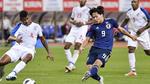 Nhật Bản quật ngã Uruguay sau màn rượt đuổi khó tin