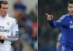 MU bị gài cực hiểm, Real cược Bale để ký Hazard