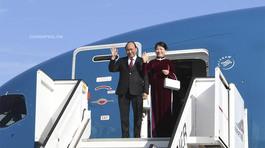 Thủ tướng bắt đầu thăm chính thức Vương quốc Bỉ