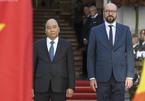 Thủ tướng Bỉ chủ trì lễ đón Thủ tướng Nguyễn Xuân Phúc