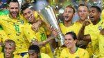 Neymar kiến tạo, Brazil khiến Argentina ôm hận ở phút 93