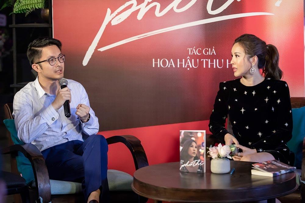 Bạn trai Việt kiều kém 10 tuổi tiết lộ điều ít biết về HH Thu Hoài