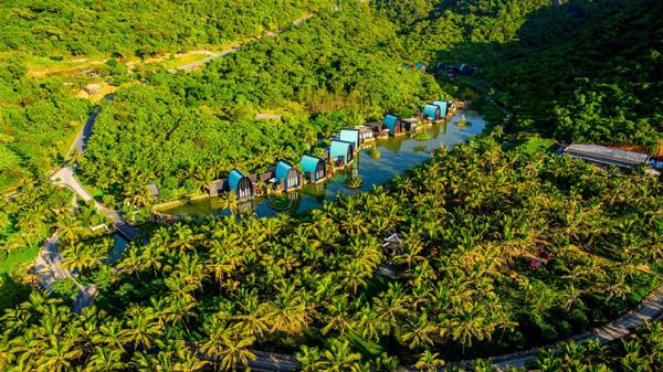 Kiệt tác kiến trúc từ Bill Bensley ở Đà Nẵng