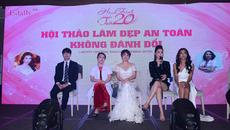 Sao Việt lan tỏa thông điệp làm đẹp an toàn không đánh đổi