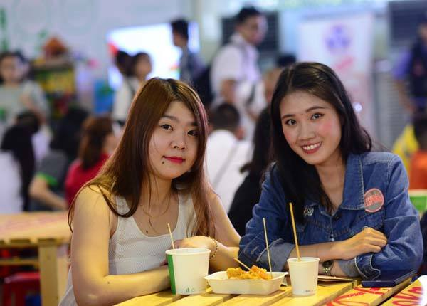 Phát sốt với lễ hội ẩm thực Châu Á lớn nhất tháng 10