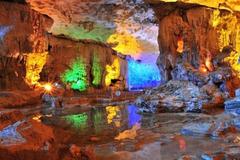 6 hang động đẹp thần tiên ở Hạ Long