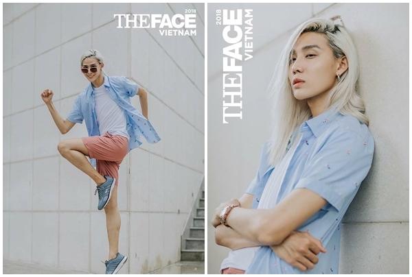 Mid Nguyễn The Face 2018: Huấn luyện viên Thanh Hằng rất 'đàn ông'