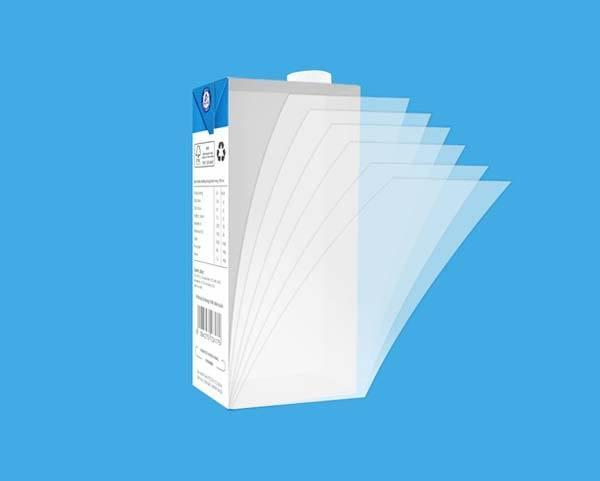 Vì sao sữa nước được đựng trong hộp giấy?
