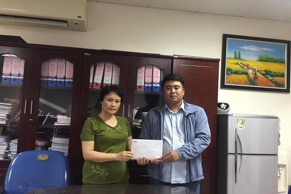 Em Nguyễn Thị Vân Anh được bạn đọc ủng hộ hơn 26 triệu đồng