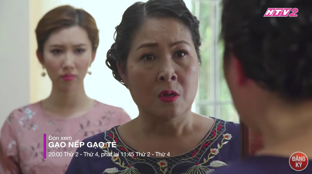 'Gạo nếp gạo tẻ' tập 72: Lê Phương bị mẹ đẻ ngăn cấm đến với người mới