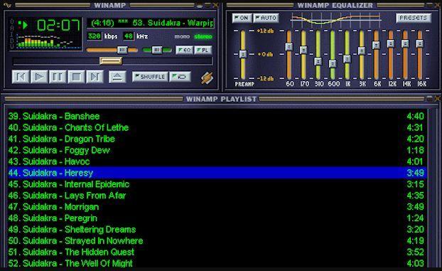 Winamp - Ứng dụng nghe nhạc gắn với tuổi thơ 8X quay trở lại