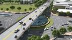 Đà Nẵng tính chi hơn 550 tỷ đồng làm nút giao 3 tầng cạnh sông Hàn